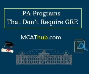 PA Schools That Don't Require GRE
