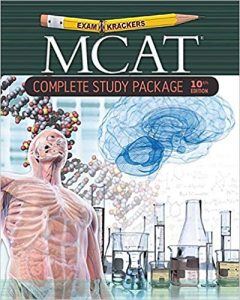 Examkrackers Mcat Study Package Study Guide Edition