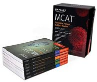 MCAT Complete 7-Book Subject Review 2021-2022