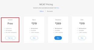 Get MCAT scores from 495 to 523 by using Uworld 90 Day Free Trial MCAT?