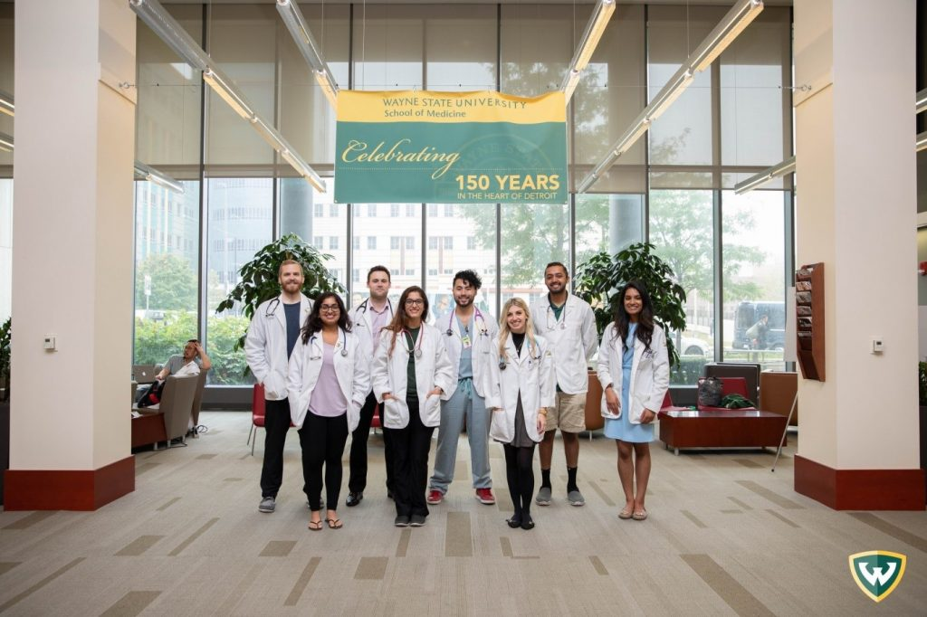 Wayne State University School of Medicine ranking
