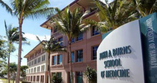 What is the John A Burns School of Medicine Acceptance Rate?
