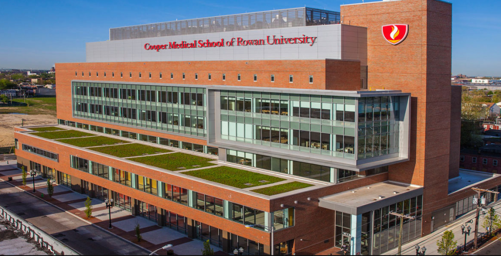 How is Cooper Medical School ranking?